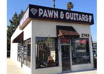 Anaheim pawn shop Golden State Pawn & Guitars