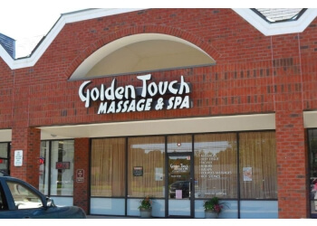 Chesapeake massage therapy Golden Touch Massage & Spa
