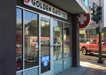 San Francisco urgent care clinic GOLDEN GATE URGENT CARE