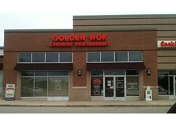 Grand Rapids chinese restaurant Golden Wok