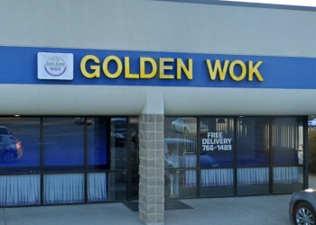 Golden Wok Asian restaurant