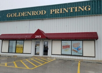 Lincoln printing service Goldenrod Printing & Mail