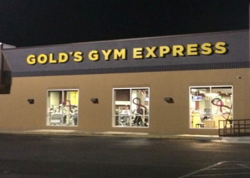 Colorado Springs gym GOLD'S GYM EXPRESS