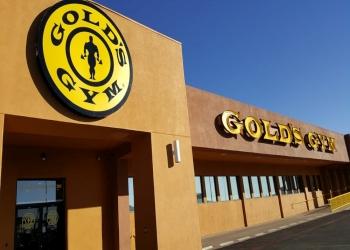El Paso gym Gold's Gym