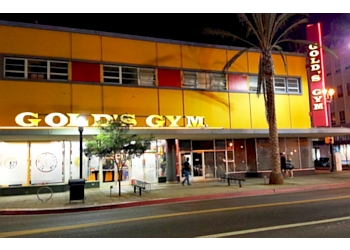 Long Beach gym Gold's Gym
