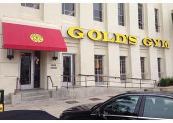 Los Angeles gym Gold's Gym