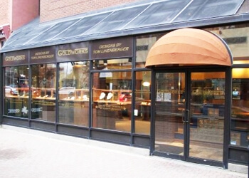 Fort Collins jewelry Goldworks