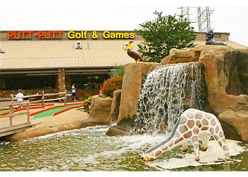 Memphis amusement park Golf & Games Family Park