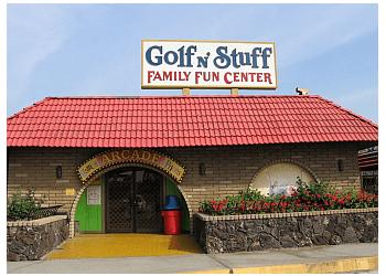 Long Beach amusement park Golf N' Stuff