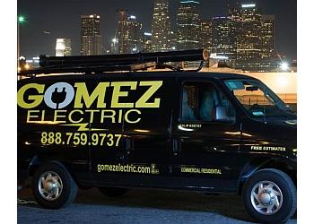Santa Clarita electrician Gomez Builders & Contractors