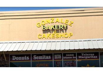 Laredo cake Gonzalez Bakery