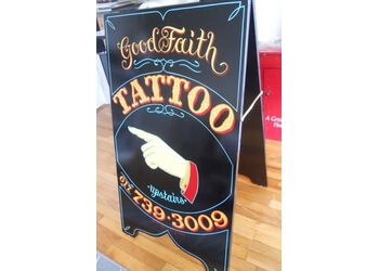 Boston tattoo shop Good Faith Tattoo
