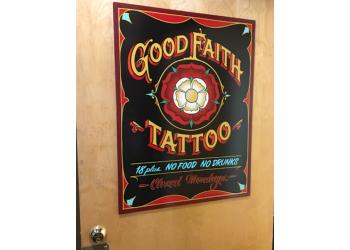 Boston tattoo shop Good Faith Tattoo