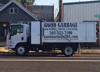 Portland junk removal Good Garbage