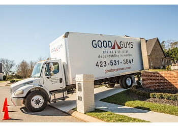 Chattanooga moving company Good Guys Moving & Delivery