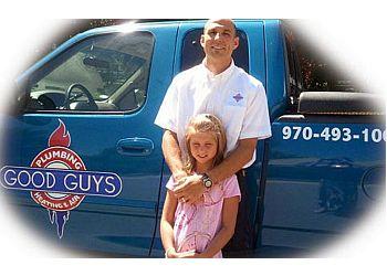 Fort Collins plumber Good Guys Plumbing, Heating & Air, LLC