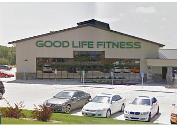 Lincoln gym Good Life Fitness