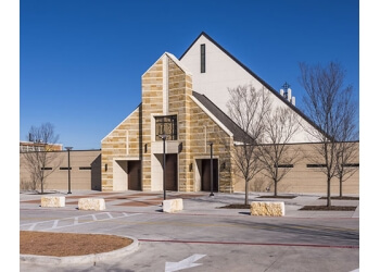 Garland church Good Shepherd Catholic Church