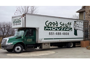 St Paul moving company Good Stuff Moving