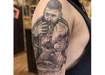 Orlando tattoo shop Good Vibrations Ink