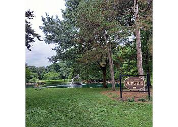 Columbus public park Goodale Park