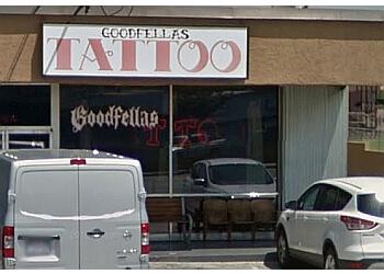 Orange tattoo shop Goodfellas Tattoo