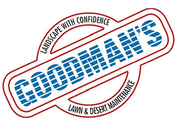 Phoenix lawn care service Goodman's Landscape Maintenance, LLC
