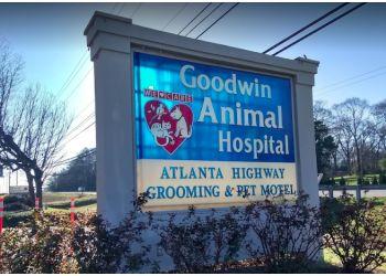 Montgomery veterinary clinic Goodwin Animal Hospital