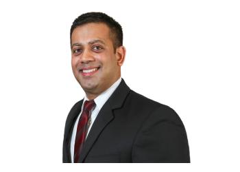 Nashville business lawyer Divyesh R Gopal
