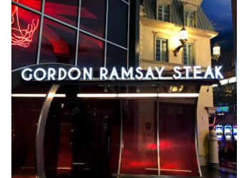 Las Vegas steak house Gordon Ramsay Steak