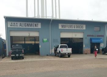 Baton Rouge car repair shop Gordon & Sandifer Auto Service Inc.