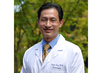 Oakland neurosurgeon Gordon Tang, MD