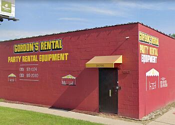 Detroit event rental company Gordon's Rental LLC