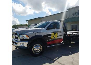 Savannah towing company Gordon's Wrecker Services