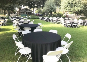Fontana rental company Gordo's Party Rentals