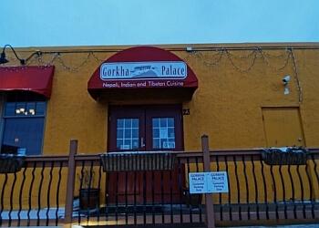 Minneapolis indian restaurant Gorkha Palace
