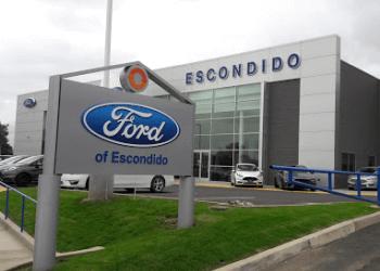 Escondido car dealership Gosch Ford Escondido