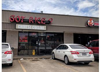 Grand Prairie chinese restaurant Got Rice chinese cuisine