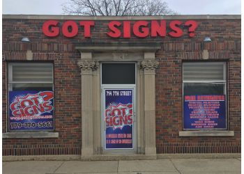 Rockford sign company Got Signs Now