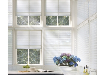Minneapolis window treatment store Gotcha Covered