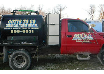 Springfield septic tank service Gott's To Go LLC