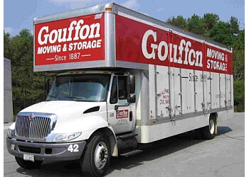Knoxville moving company Gouffon Moving & Storage Co.