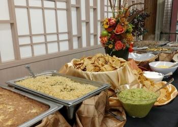 Santa Ana caterer Gourmet Caterers