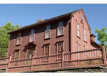 Providence landmark Governor Stephen Hopkins House