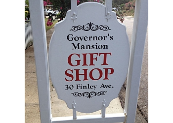 Montgomery gift shop Governor's Mansion Gift Shop