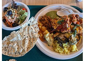 Tucson vegetarian restaurant Govinda's Natural Foods Buffet