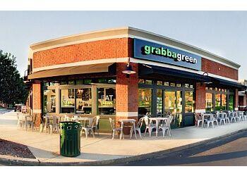 Greensboro juice bar Grabbagreen Greensboro