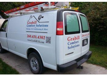 Fort Wayne hvac service Grabill Comfort Solutions Inc.
