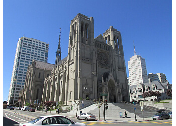 San Francisco church Grace Cathedral