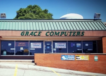 Fort Wayne computer repair Grace Computers & Electronics